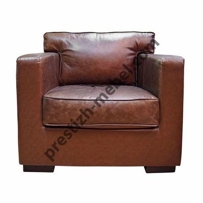 Кресло кожаное Dandy